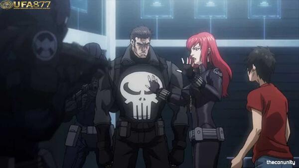 Avengers Confidential
