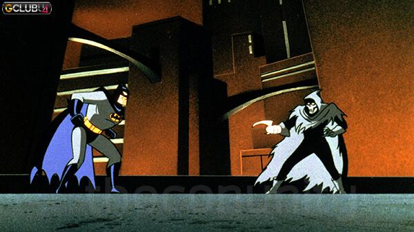 Batman Mask of the Phantasm