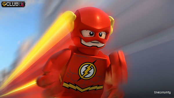 Super Heroes The Flash