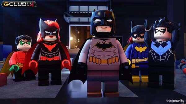 Lego DC Batman Family Matters