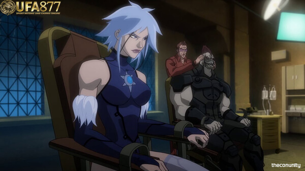 Louise Lincoln Killer Frost