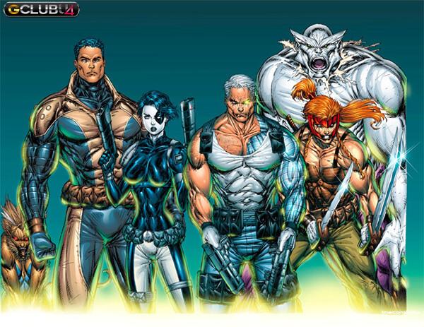 Caliban X-Force