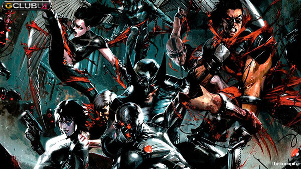 X-Force Old Ghosts