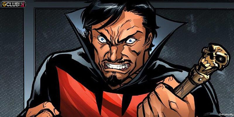 Black Tom Cassidy Supervillain